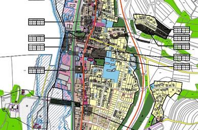 Plan d'aménagement général